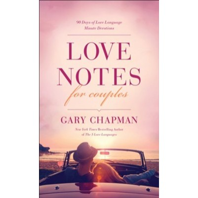 Love Notes For Couples 90 Days of Love Language Mini