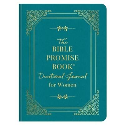 Bible Promise Book Devotional Journal For Women