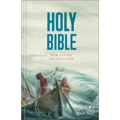 NLT Childrens Bible H/C