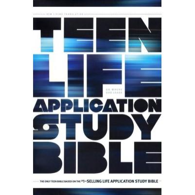 NLT Teen Life Application Hard Cover