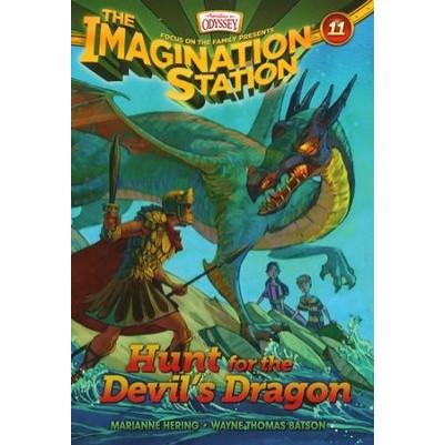 Hunt For The Devils Dragon #11 Imagination Station