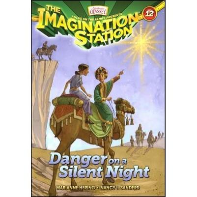 Danger on a Silent Night #12 Imagination Station