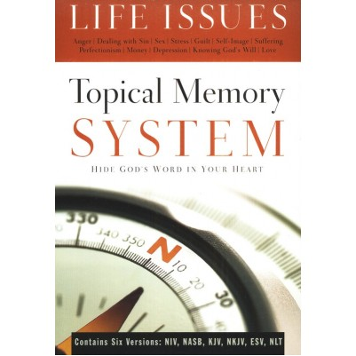 Topical Memory System: Life Issues- Pack