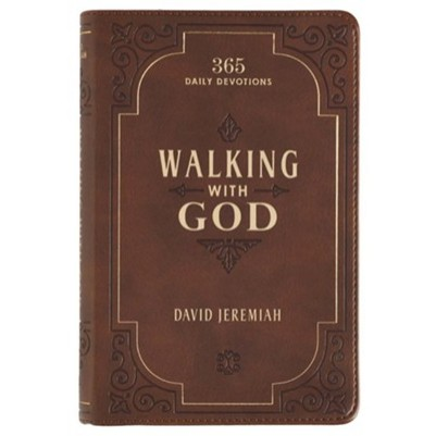 Walking With God LuxLeather