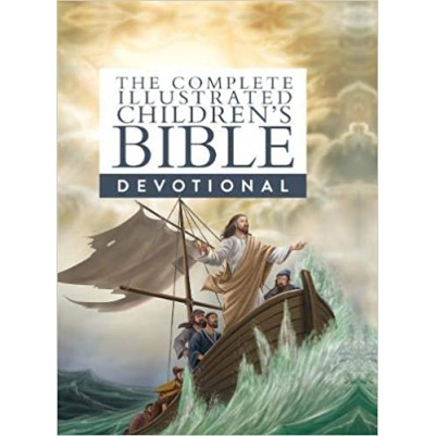 Complete Illustrated Childrens Bible Devotional RRP $16.99