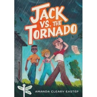 Jack Vs. The Tornado #1
