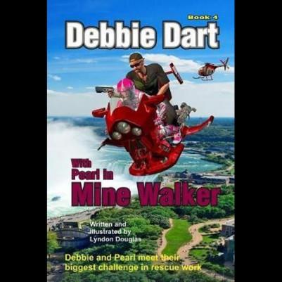 Debbie Dart With Pearl in Mine Walker #4