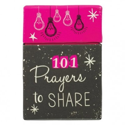 Promises 101 Prayers To Share