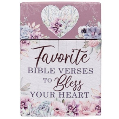 Promises 100 Favourite Bible Verses To Bless Your Heart