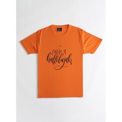Raise A Hallelujah TShirt Orange 2XL Drifit