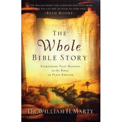 Whole Bible Story: Everything That Happens in the Bible -Old