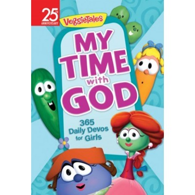 My Time With God 365 Daily Devos For Girls
