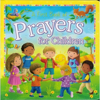 First Book of Prayers for Children