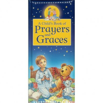 Childs Book of Prayers and Graces