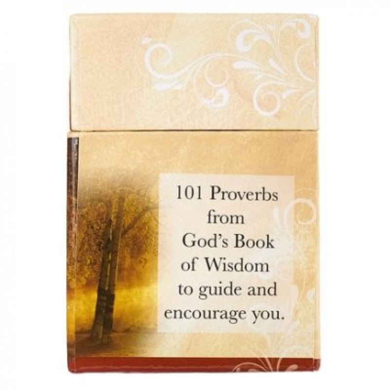 Promises 101 Proverbs To Live By