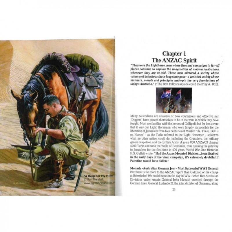 Anzac Spirit 1915-2015 Anniversary Edition
