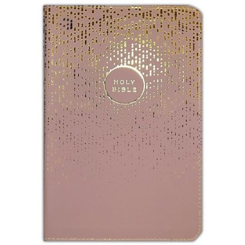 NIV Bible For Teens Thinline Pink Imitation Leather