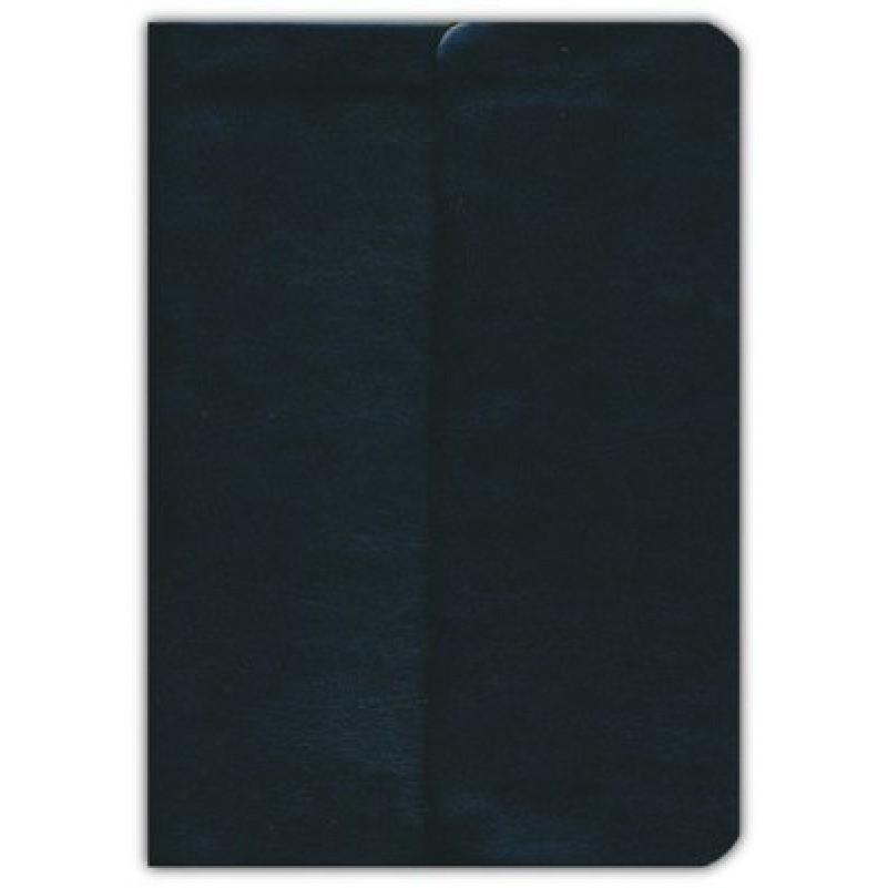 KJV Large Print Compact Black Magnetic Flap