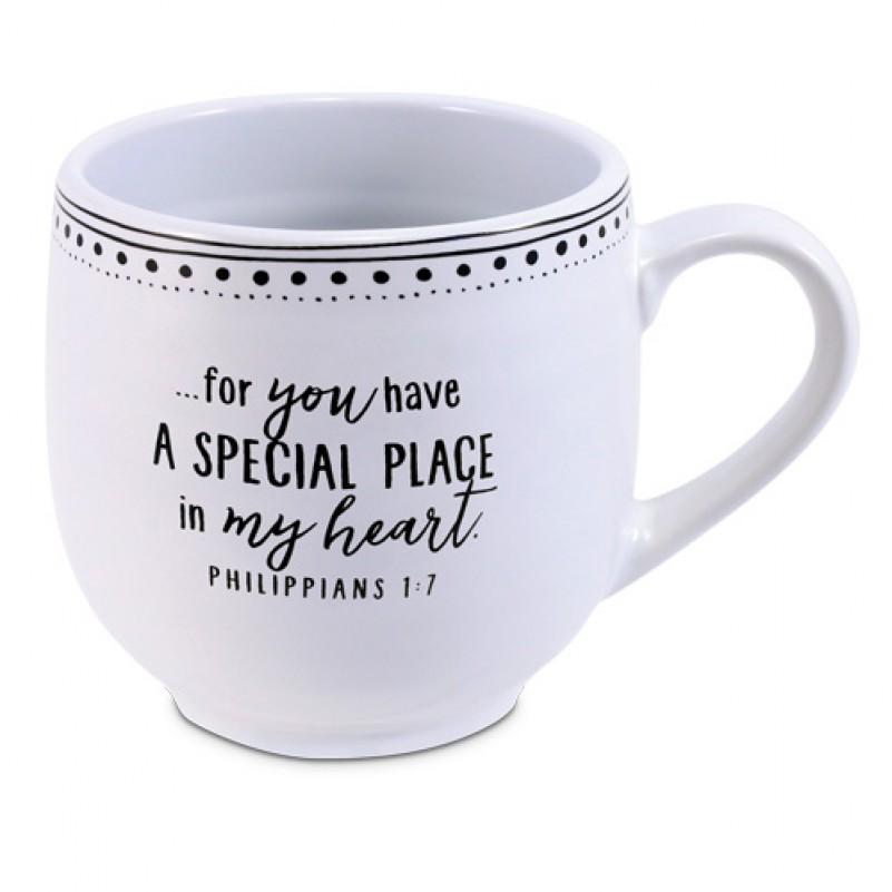 You Are Amazing Ceramic Mug Philippians 1:7