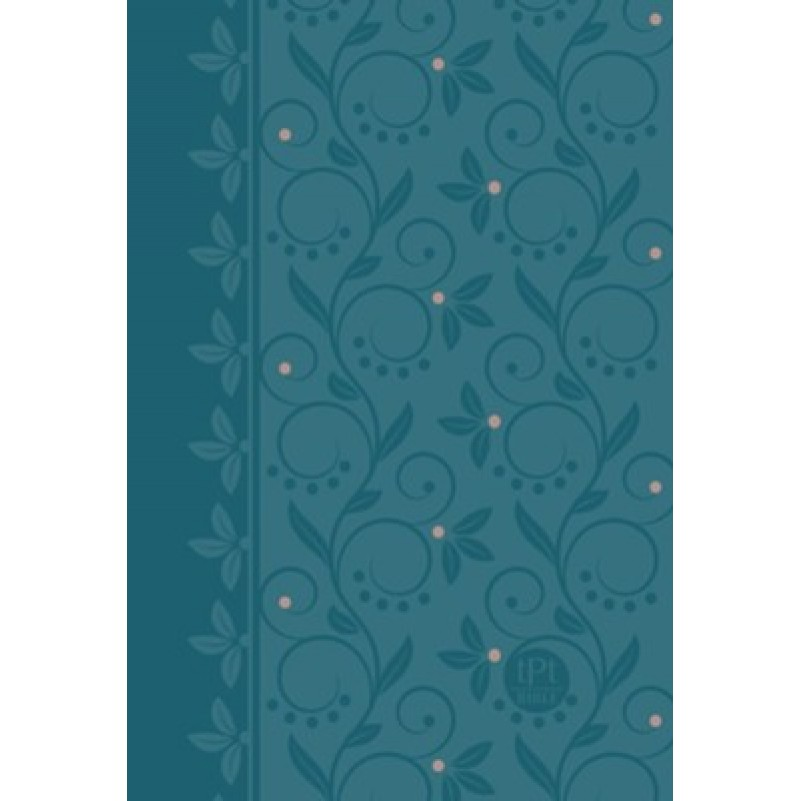 TPT NT Psalms Proverbs & Song of Songs Comp Teal 2020