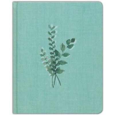 NIV Journal The Word Bible Teal I/L