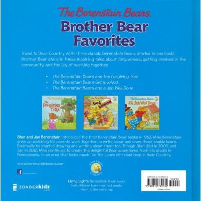 Berenstain Bears Brother Bear Favorites