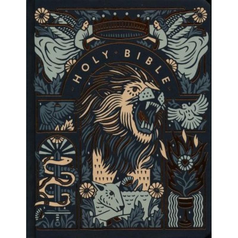 ESV Journaling Lion & Lamb Artist Series