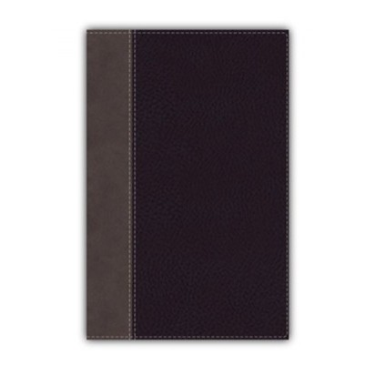 NIV Compact Giant Print  Black I/L