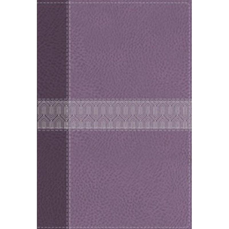 NIV Compact Giant Print  Purple I/L