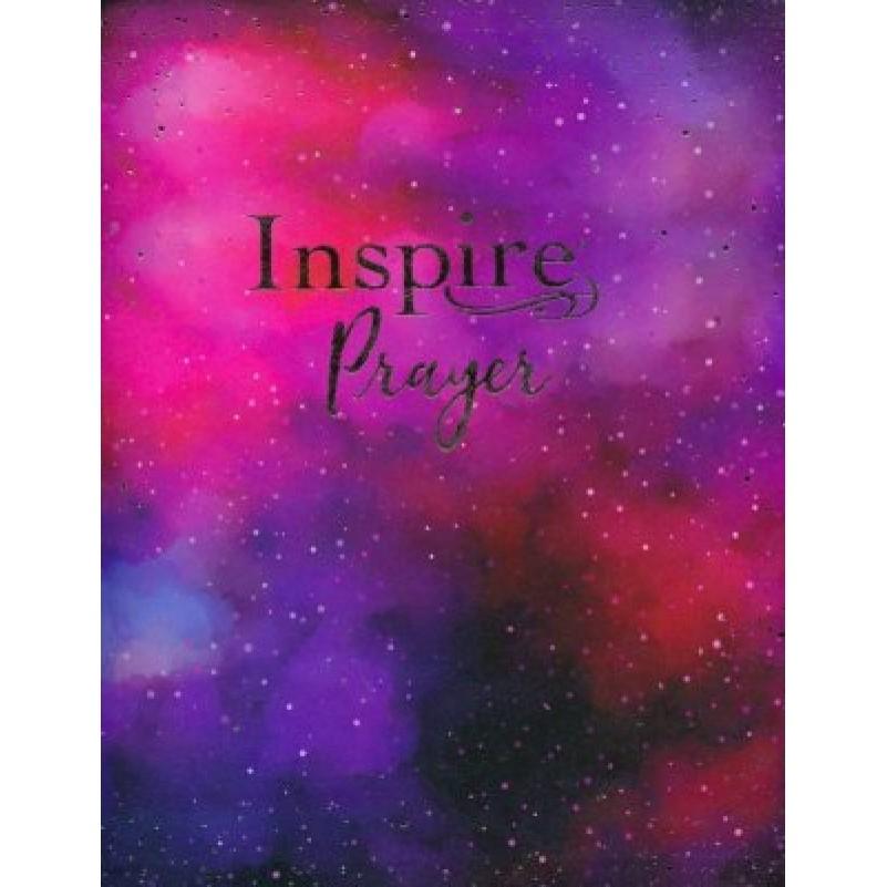 NLT Inspire Prayer Giant Print
